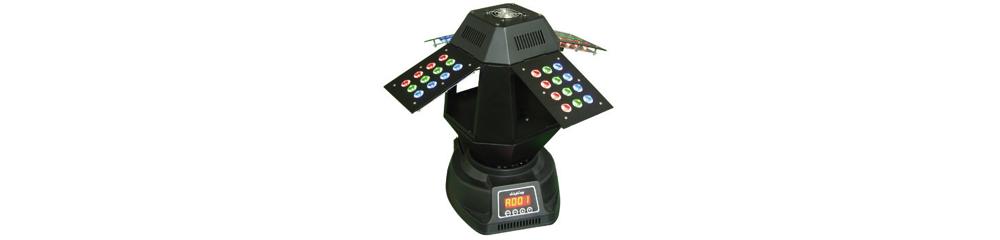 Простые приборы со звуковой активацией BIG BM-MB910Lotus moving head LED