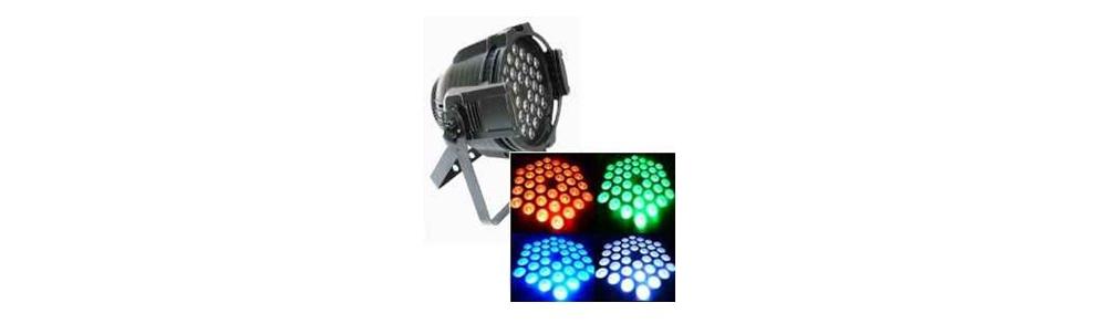 Прожекторы LED PAR BIG BM-PB54*5W(3in1)