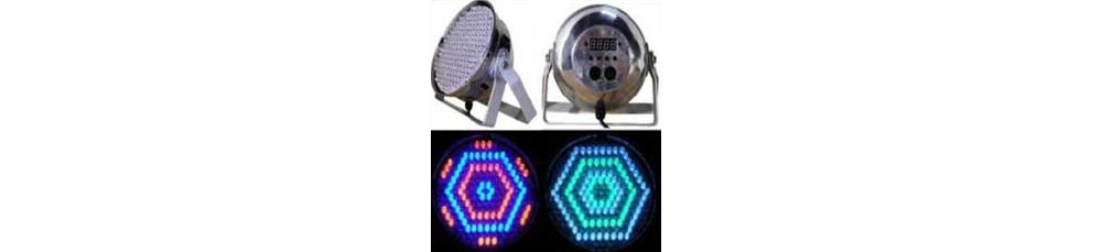 Прожекторы LED PAR BIG BM-PAR 186*10MM REMOTE