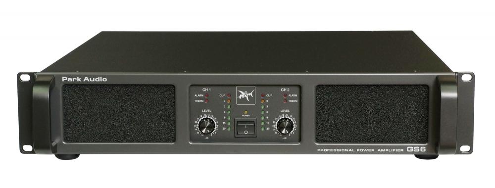 Усилители мощности Park Audio GS6