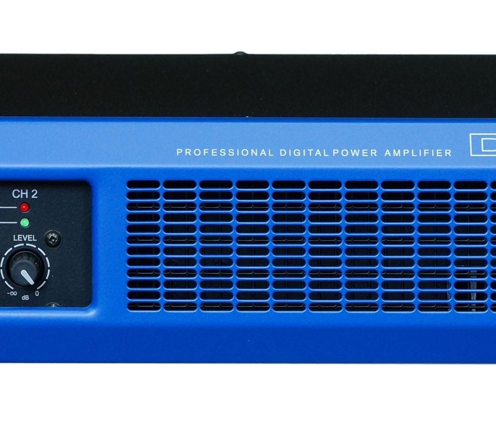 Усилители мощности Park Audio DF1000-8PFC