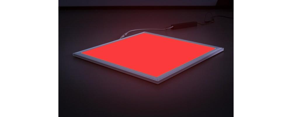 RGB Led panel RGB Led panel Red