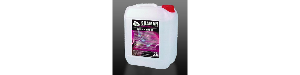 Спецэффекты Shaman Жидкость для генератора дыма средней плотности