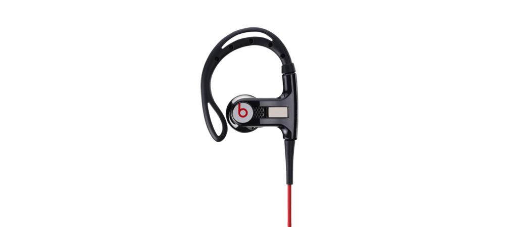 Наушники для плеера Beats by Dr. Dre Powerbeats In-Ear Headphone Black