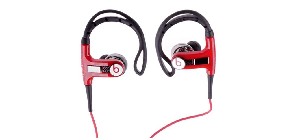 Наушники для плеера Beats by Dr. Dre Powerbeats In-Ear Headphone Red