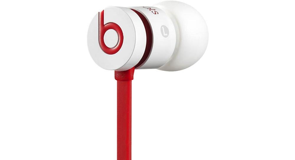 Наушники для плеера Beats by Dr. Dre urBeats Gloss White