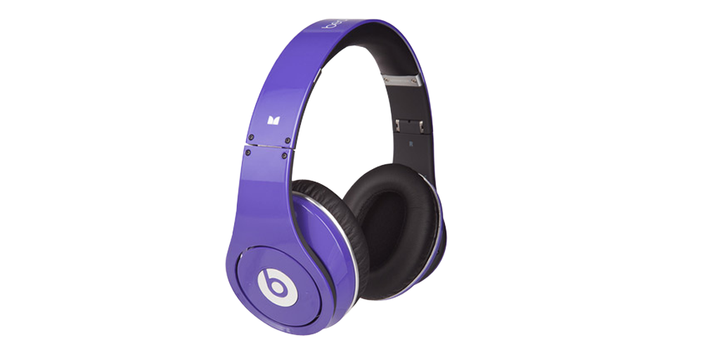 Наушники для плеера Beats by Dr. Dre Studio Purple
