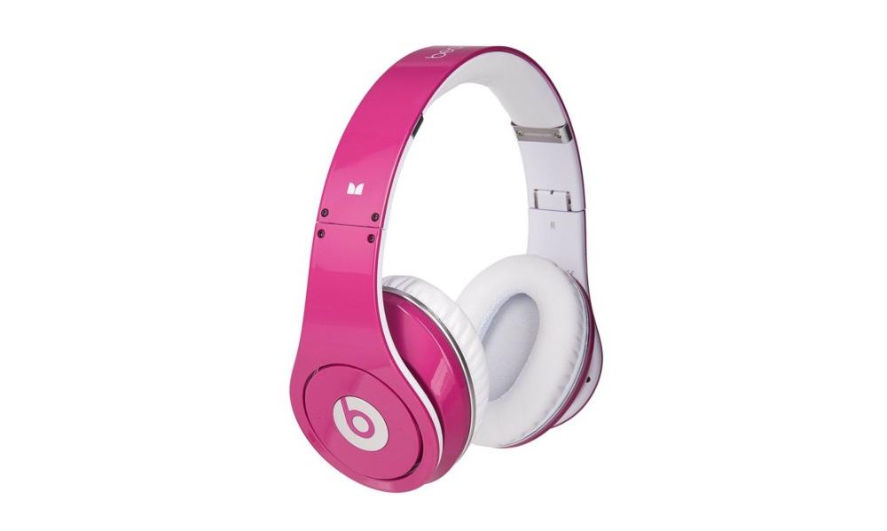 Наушники для плеера Beats by Dr. Dre Studio Pink