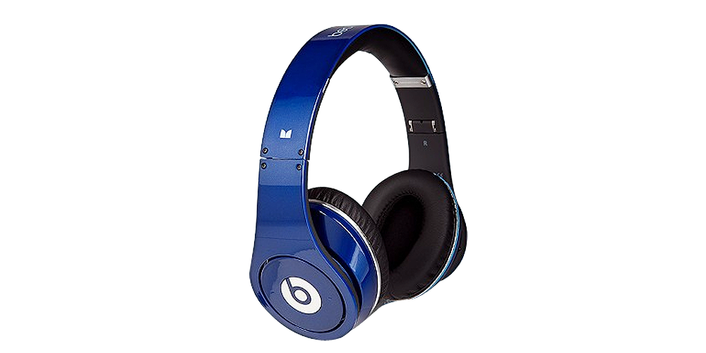 Наушники для плеера Beats by Dr. Dre Studio Blue