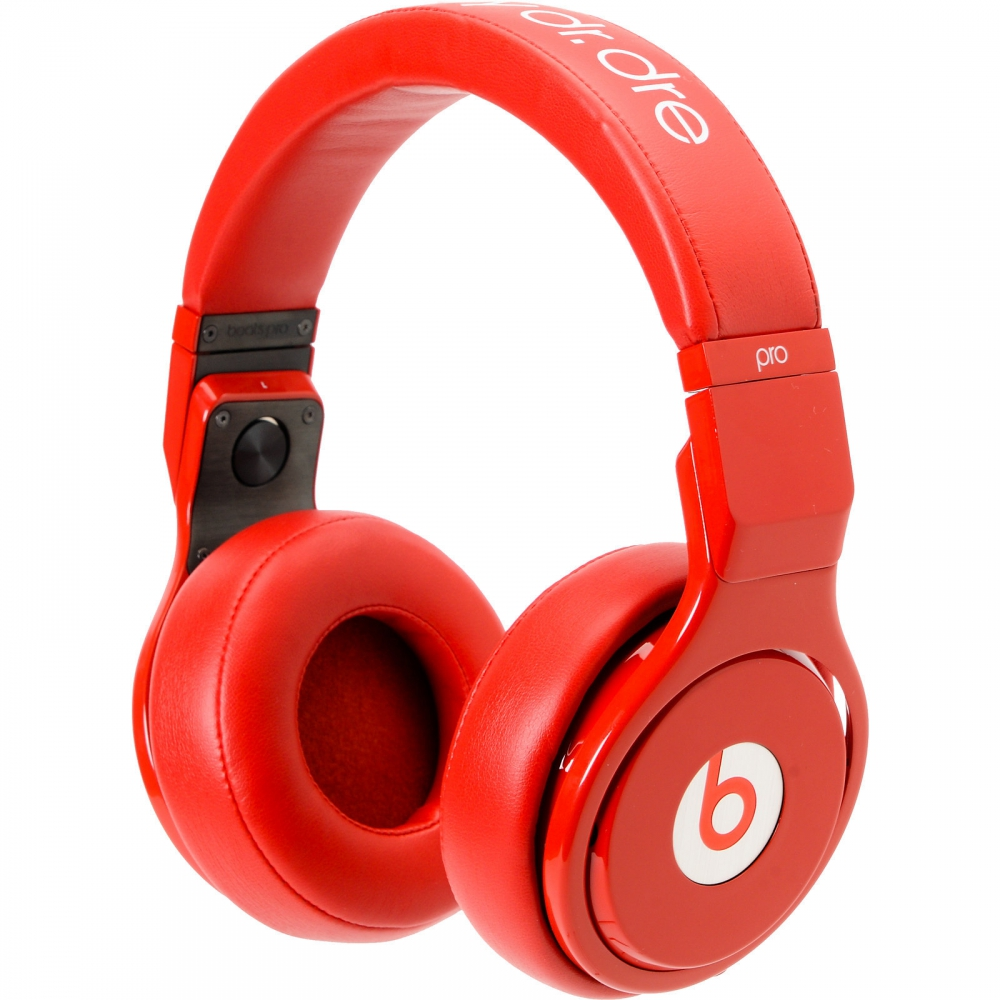 DJ-наушники Beats by Dr. Dre Beats by Dr. Dre Pro Lil Wayne Red