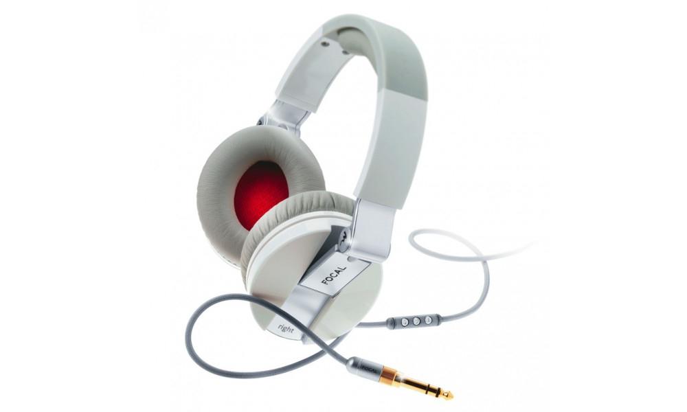 Наушники для аудиофилов Focal Spirit One White