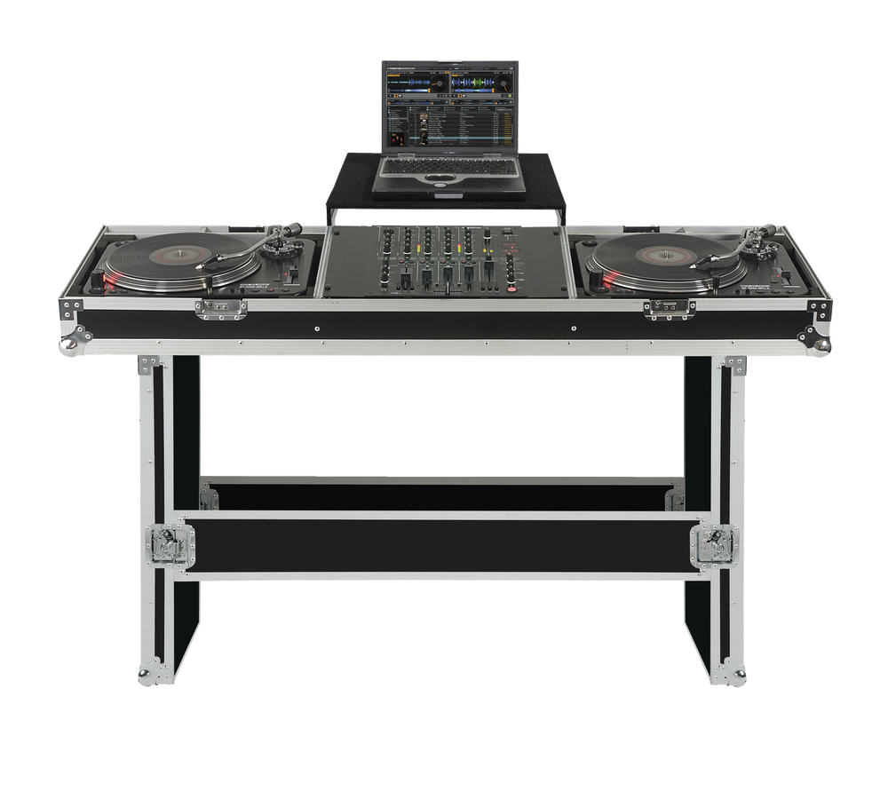 Kейсы Reloop Turntable/Mixer Console Case Pro Laptop Tray