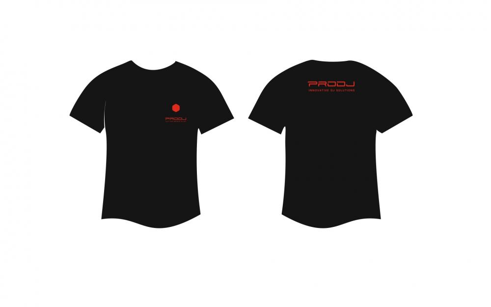 Футболки PRODJ Фирменная футболка