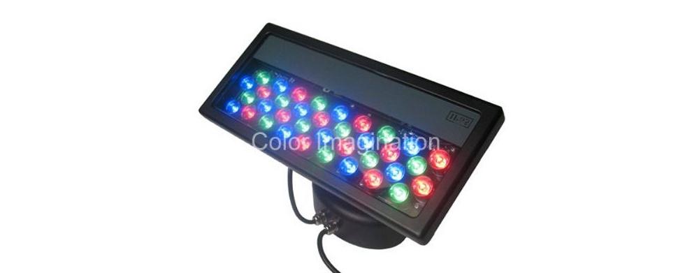 Прожекторы LED PAR Color Imagination W-016D