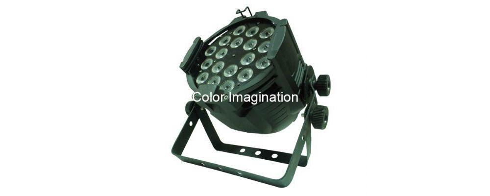 Прожекторы LED PAR Color Imagination SI-045