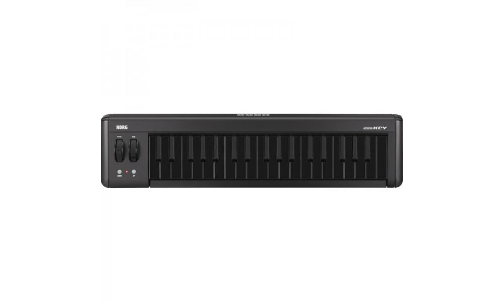 Midi-клавиатуры Korg microKEY37 BK