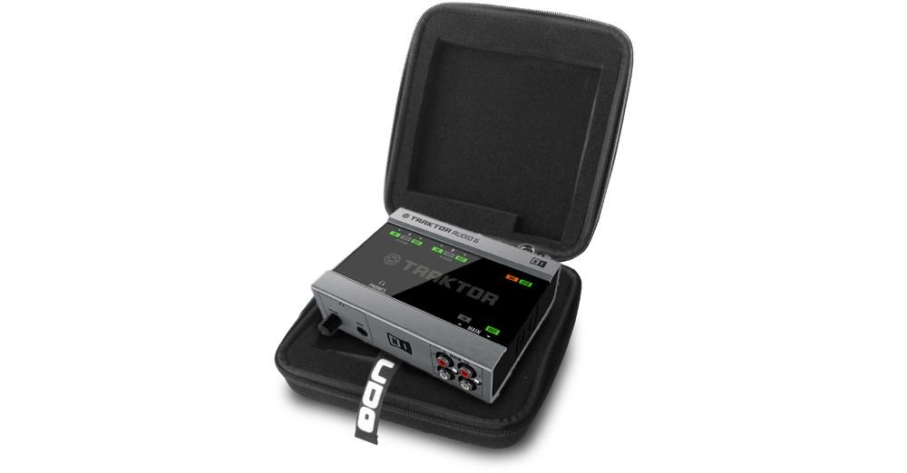 Сумки/кейсы для контроллеров UDG Creator NI Audio 6 Hardcase Black