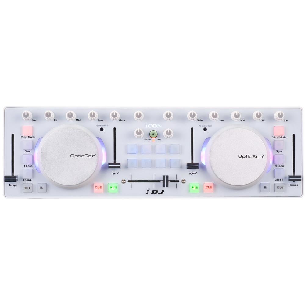 DJ-контроллеры Icon I-DJ