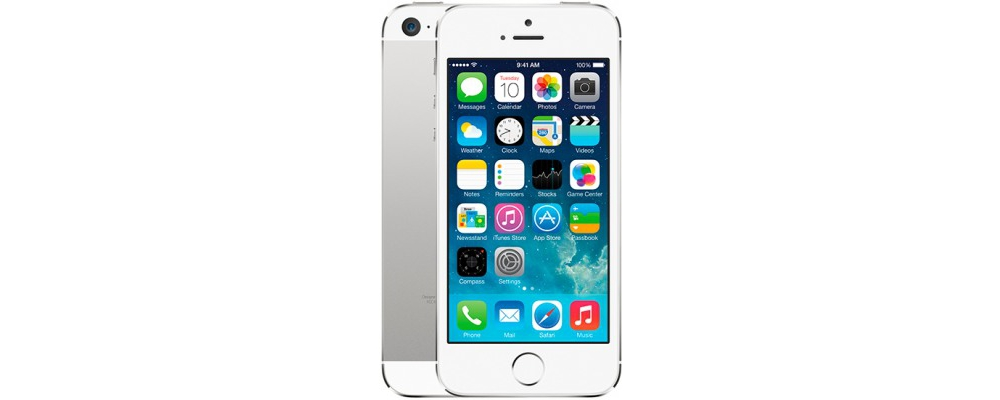 iPhone Apple iPhone 5S 16Gb Silver