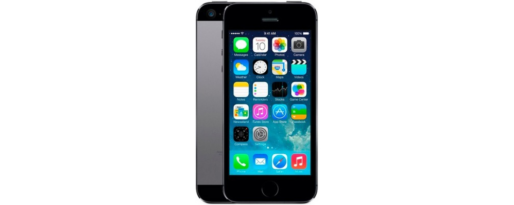 iPhone Apple iPhone 5S 64Gb Space Gray