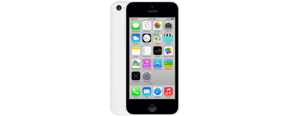 iPhone Apple iPhone 5C 32Gb White