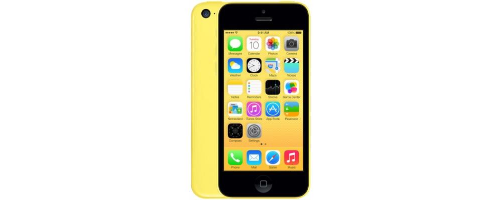 iPhone Apple iPhone 5C 32Gb Yellow