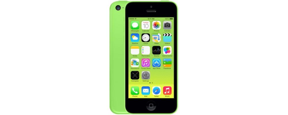 iPhone Apple iPhone 5C 32Gb Green
