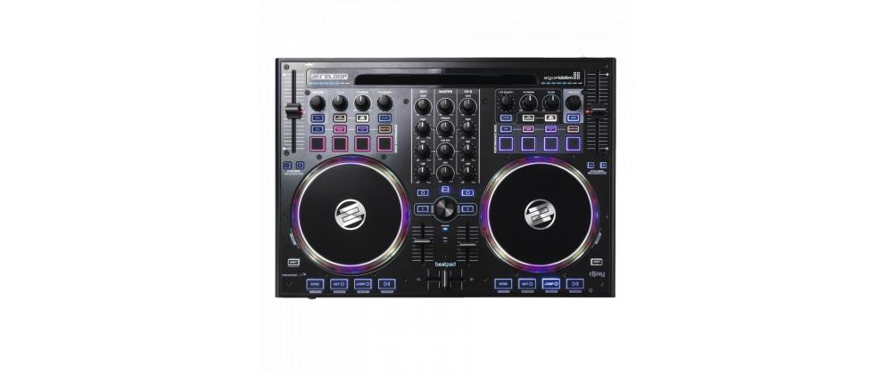 DJ-контроллеры Reloop BEATPAD