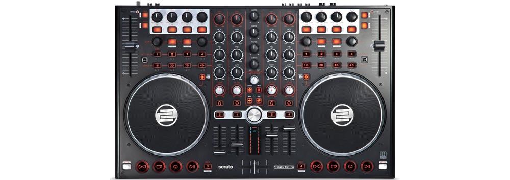 DJ-контроллеры Reloop TERMINAL MIX 2 SERATO DJ & VJ BUNDLE