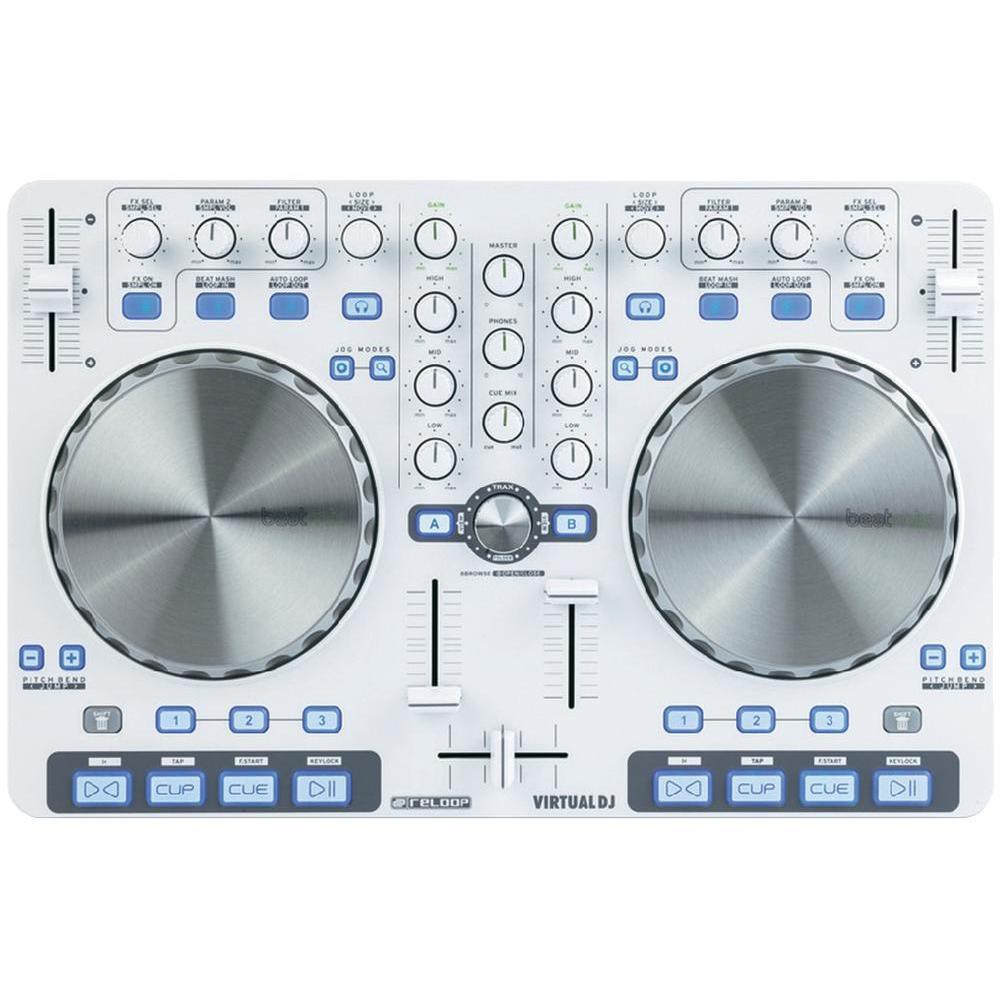 DJ-контроллеры Reloop BEATMIX