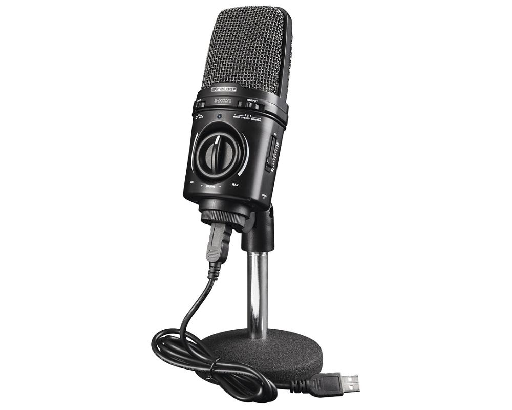 Все Микрофоны Reloop sPod Pro