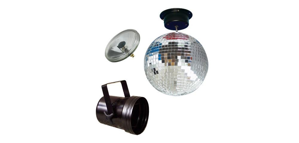 Зеркальные шары American Audio MBS-300