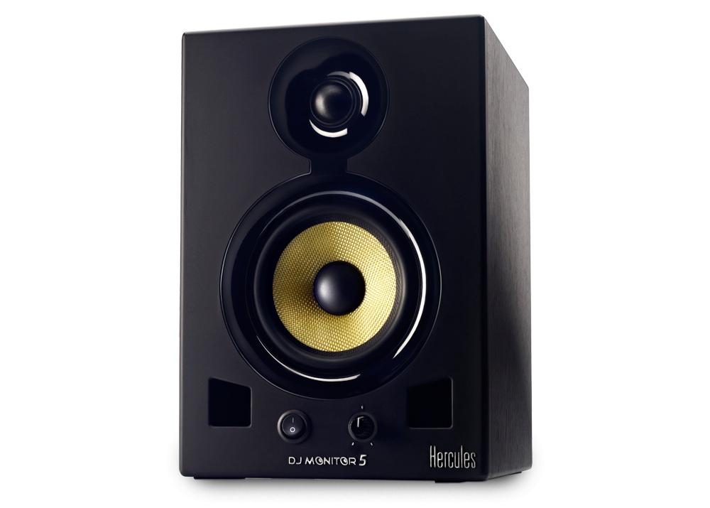 Студийные мониторы Hercules DJ Monitor 5