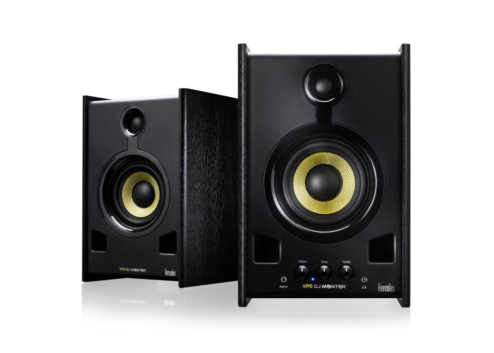 Студийные мониторы Hercules XPS 2.0 80 DJ Monitor