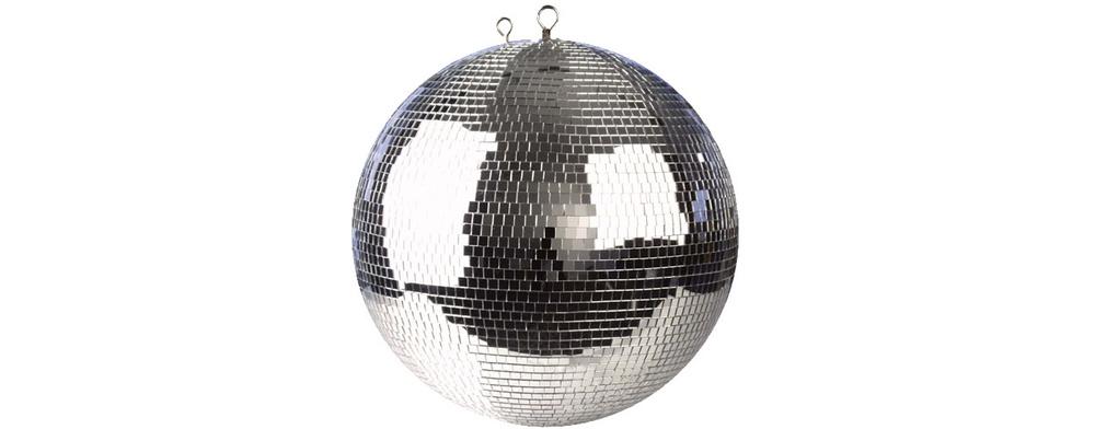 Зеркальные шары American Audio Mirrorball 40 cm