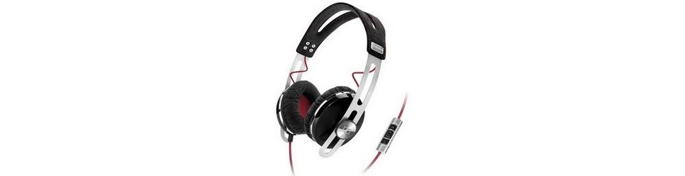 Наушники для аудиофилов Sennheiser MOMENTUM On-Ear Black