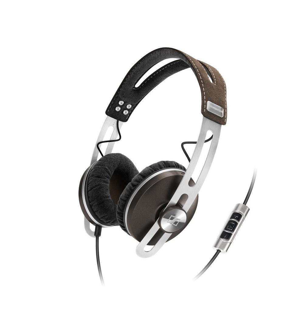Наушники для аудиофилов Sennheiser MOMENTUM On-Ear Brown