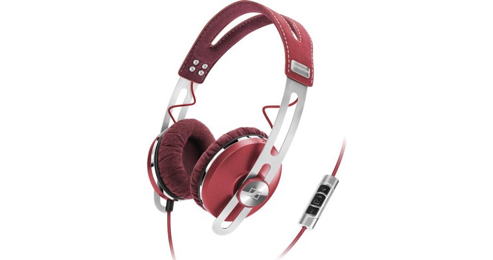 Наушники для аудиофилов Sennheiser MOMENTUM On-Ear Red