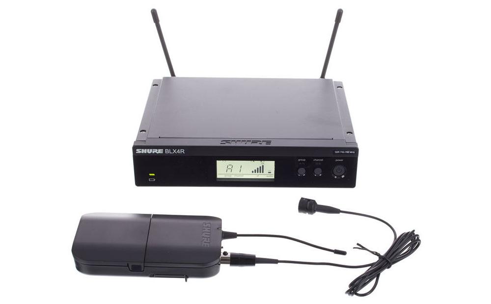 Все Микрофоны Shure BLX14R/PG85