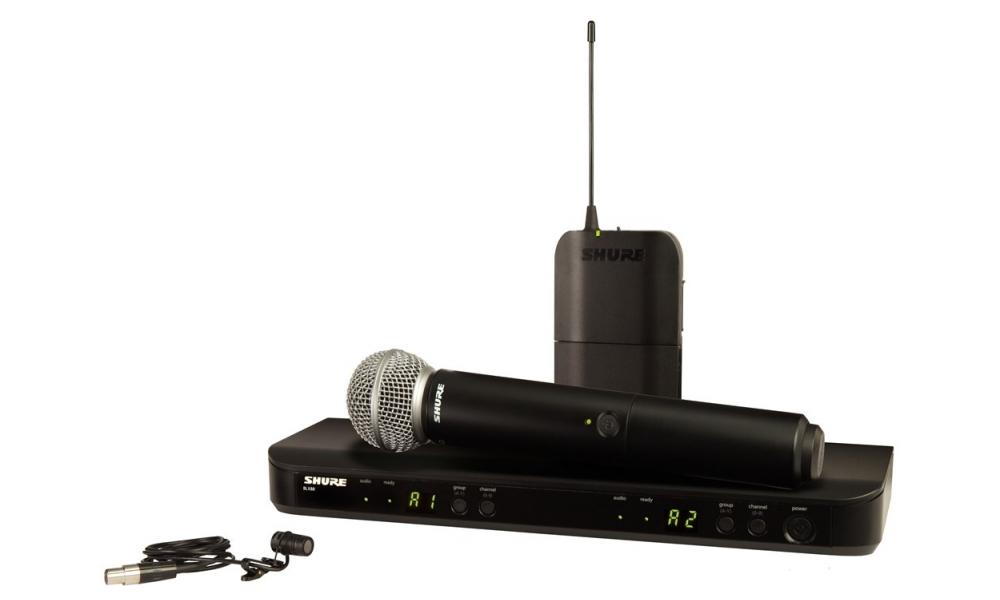 Все Микрофоны Shure BLX1288E/W85
