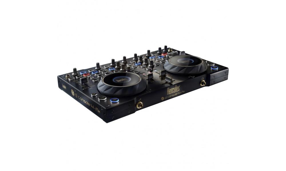 DJ-контроллеры Hercules DJ Console 4-Mx Black