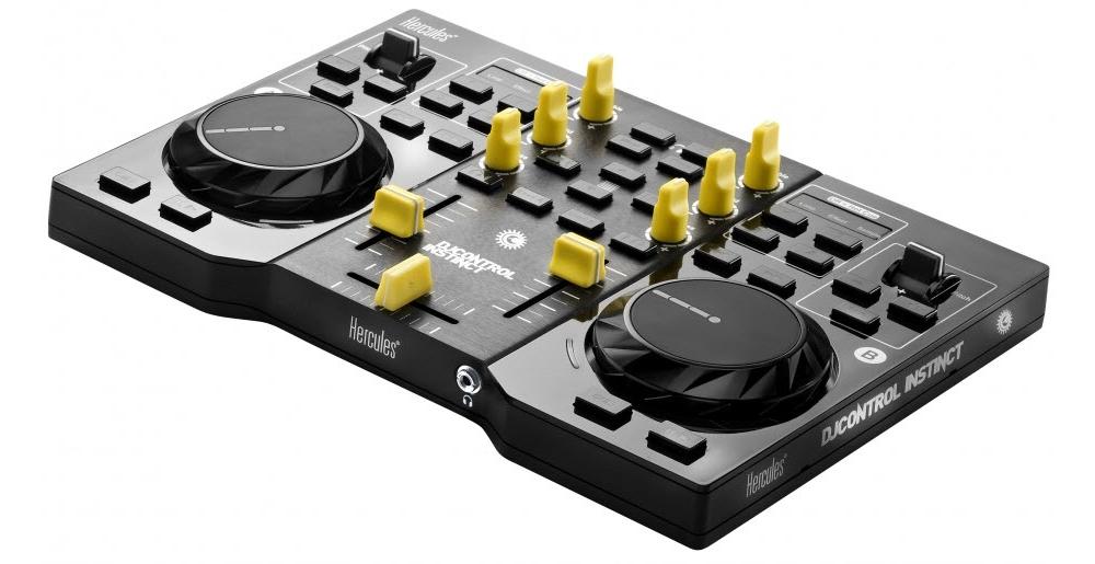DJ-контроллеры Hercules DJControl Instinct Street Edition