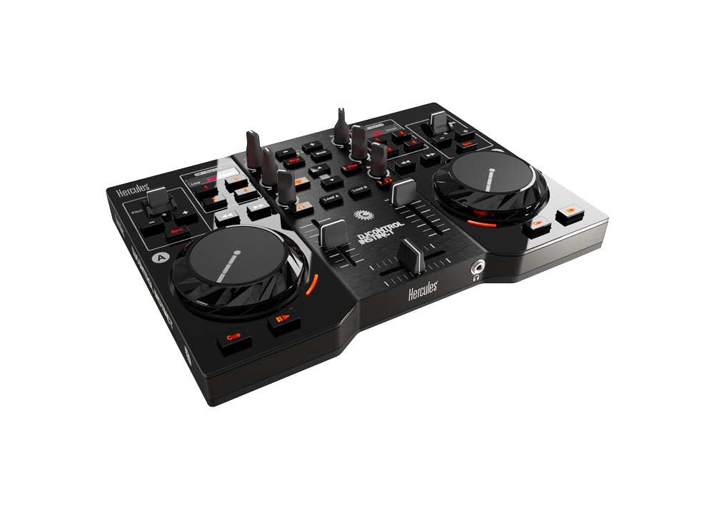 DJ-контроллеры Hercules DJControl Instinct