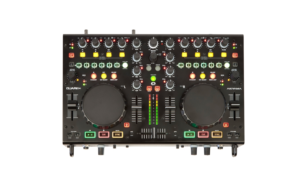 DJ-контроллеры AKIYAMA Quark SC