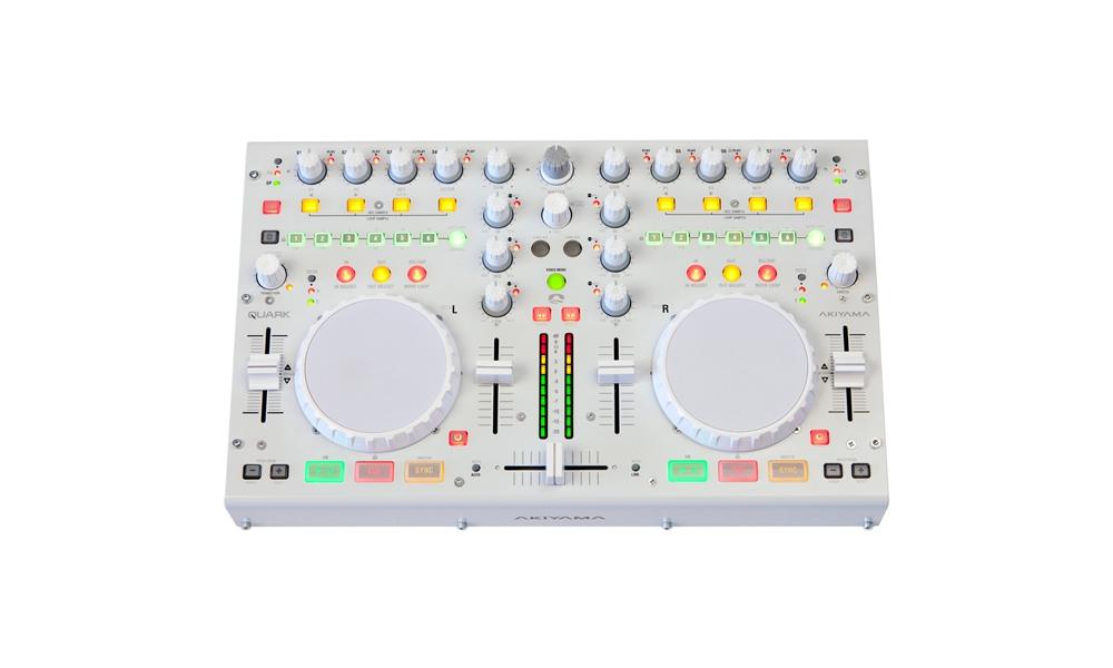 DJ-контроллеры AKIYAMA Quark