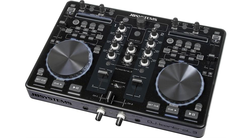 DJ-контроллеры JB Systems DJ KONTROL 3