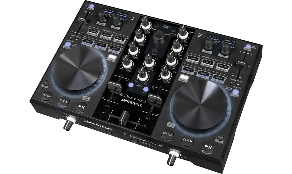 DJ-контроллеры JB Systems DJ KONTROL 2