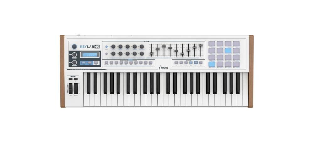 Midi-клавиатуры Arturia KeyLab 49