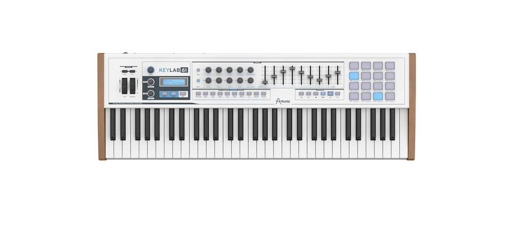 Midi-клавиатуры Arturia KeyLab 61