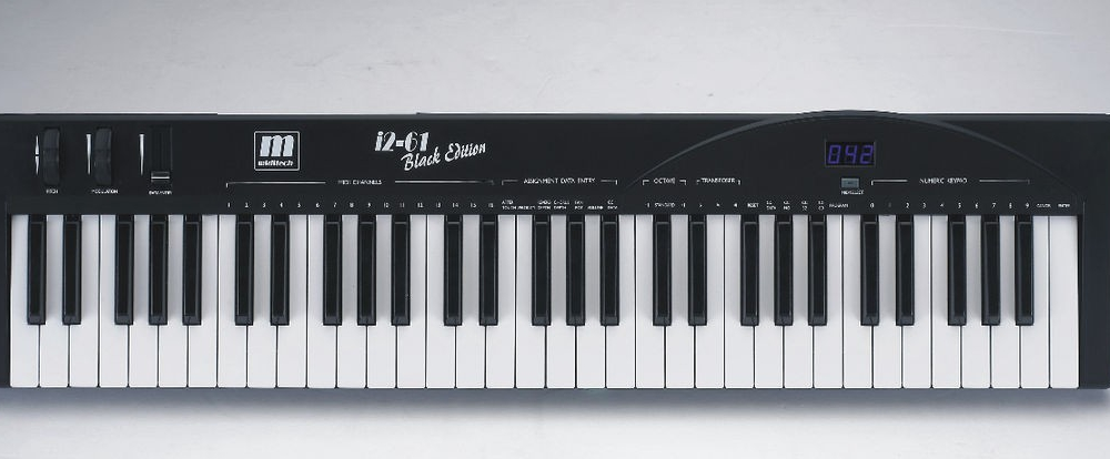 Midi-клавиатуры Miditech i2-61